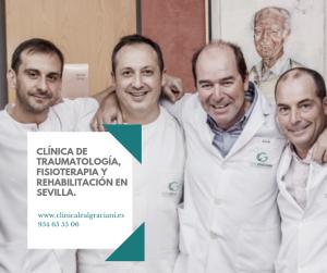 clinica de traumatologia, fisioterapia y rehabilitacion en sevilla