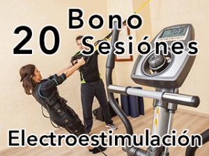 Bono 20 Sesiones