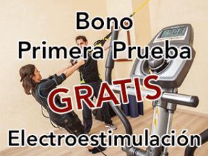 Bono Primera Prueba Gratis